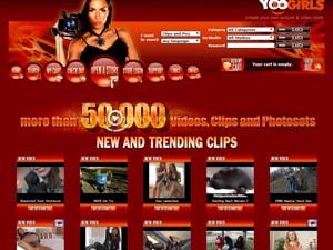 Geld verdienen auf dem Yoogirls Fetisch Video Portal